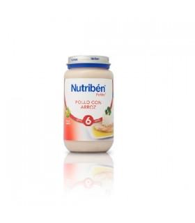 NUTRIBEN POTITO POLLO ARROZ 250G Potitos y Alimentacion del bebe