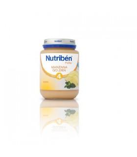 NUTRIBEN POTITO MANZANA GOLDEN 200 G Potitos y Alimentacion del bebe
