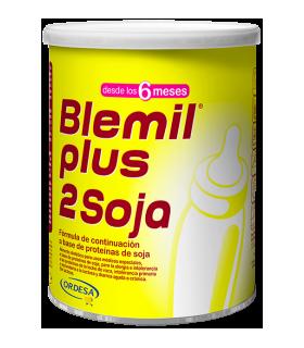 BLEMIL PLUS 2 SOJA 400 G Leches infantiles y Alimentacion del bebe