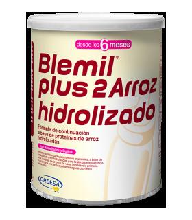 BLEMIL PLUS 2 ARROZ 400G Leches infantiles y Alimentacion del bebe