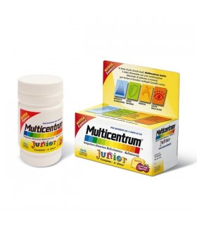 MULTICENTRUM JUNIOR 30 COMPRIMIDOS Infantiles y Complen Alimentarios y vitamin