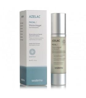 SESDERMA AZELAC GEL HIDRAT FACIAL 50 ML Piel seca y Cremas faciales