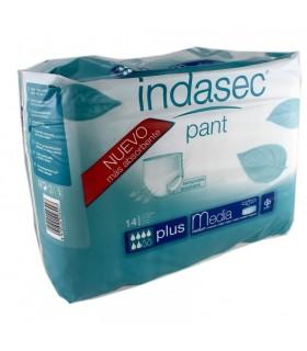 INDASEC PANT PLUS 80-110 T-M 12 UNIDADES Incontinencia y Higiene Intima