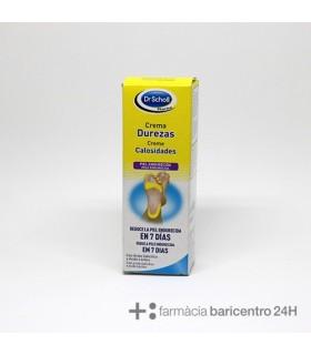 DR SCHOLL DUREZAS Y CALLOSIDADES CREMA 50ML Tratamiento y Higiene de Pies