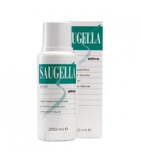 SAUGELLA ATTIVA 250 ML Menstruaciones y Higiene Intima
