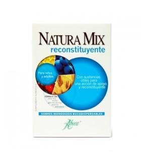 ABOCA NATURA MIX RECONSTITUYENTE 20 SOBRES Vitalidad y Complen Alimentarios y vitamin