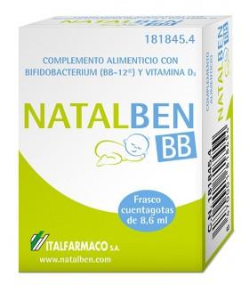 NATALBEN BB FRASCO 8,6 ML Flora intestinal y Cuidado Digestivo