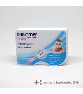 NARHINEL CONFORT ASPIRADOR NASAL Higiene nasal y Cuidado del bebe