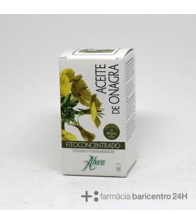 ABOCA ACEITE ONAGRA 50 CAPS Cuidado de la piel y Terapias naturales