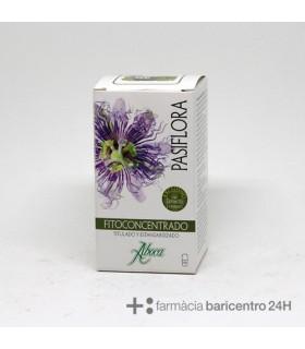 ABOCA PASIFLORA 50 CAPS Relajante y Terapias naturales
