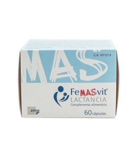 FEMASVIT LACTANCIA 60 CAPSULAS Complementos alimenticios y Embarazo y post parto