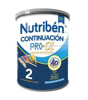 NUTRIBEN CONTINUACION 800 G Leches infantiles y Alimentacion del bebe