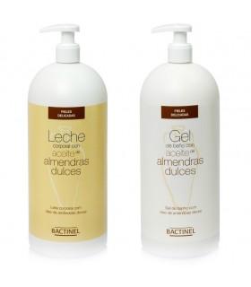 BACTINEL GEL BAÑO Y LECHE CORPORAL PACK Geles y jabones de baño y Higiene Corporal