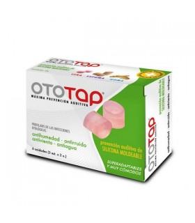 OTO-TAP SILICONA 6 UDS Nariz ojos y oidos y Farmacia en Casa