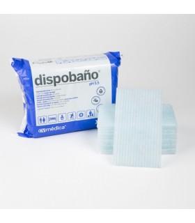 DISPOBAÑO ESPONJA ENJABONADA D 24 ESPONJA Esponjas y Higiene Corporal