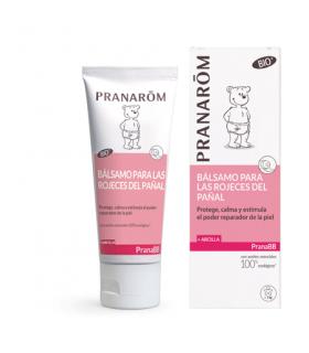 PRANAROM BALSAMO ROJECES DEL PAÑAL BIO ECO 75ML Higiene del pañal y Cuidado del bebe