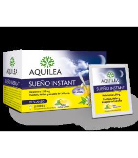 AQUILEA SUEÑO INSTANT 1.95 MG 25 SOBRES Relajante y Terapias naturales