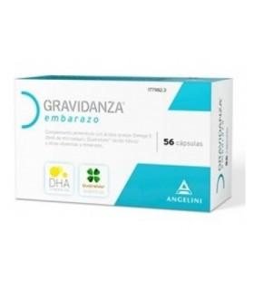 GRAVIDANZA EMBARAZO 56 CAPS Complementos alimenticios y Embarazo y post parto