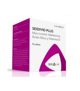 SEIDIVID PLUS 15 SOBRES Fertilidad y Complen Alimentarios y vitamin