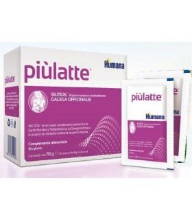 PIULATTE 5 MG 14SOBRES Lactancia y Embarazo y post parto