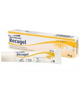 RECUGEL GEL OFTALMICO 10 G  y