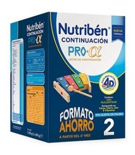 NUTRIBEN CONTINUACION 1200G Leches infantiles y Alimentacion del bebe