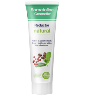 SOMATOLINE NATURAL GEL 250 ML Reductor y Cosmetica Corporal