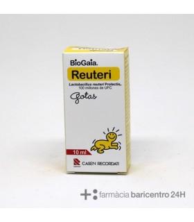 REUTERI GOTAS 10 ML Flora intestinal y Cuidado Digestivo