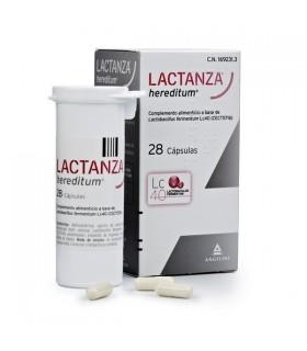 LACTANZA HEREDITUM 28 CAPS Complementos alimenticios y Embarazo y post parto