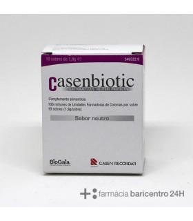 CASENBIOTIC 10 SOBRES Flora intestinal y Cuidado Digestivo