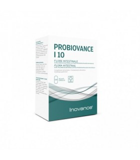 INOVANCE PROBIOVANCE I 10 FLOR Prevencion defensas y Cuidado Respiratorio