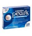 PEARLS ACIDOPHILUS 10 CAPS DHU