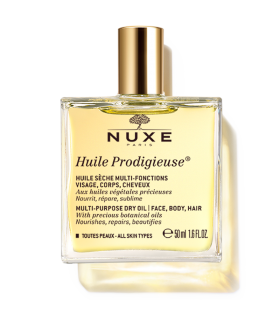 NUXE ACEITE SECO HUILE PRODIGEUSE 100ML Aceites corporales y Cosmetica Corporal