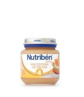 NUTRIBEN INICIO MULTIFRUTA 130 G Potitos y Alimentacion del bebe