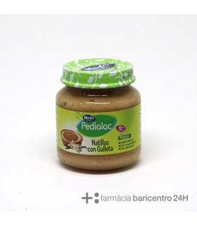 PEDIALAC POSTRE NATILLAS CON GALLETA HERO BABY 1 Papillas y Alimentacion del bebe