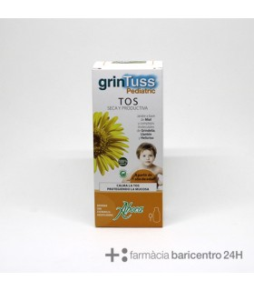 ABOCA GRINTUSS PEDIATRICO JARABE NIÑOS 210 ML