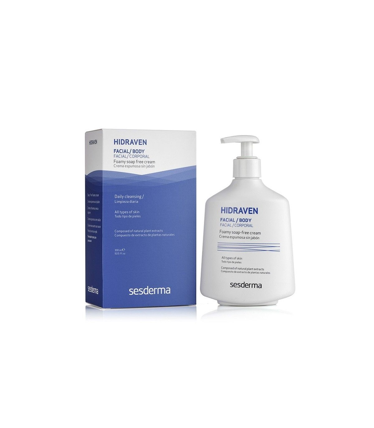 Farmacia Baricentro SESDERMA HIDRAVEN CREMA SIN JABON 300