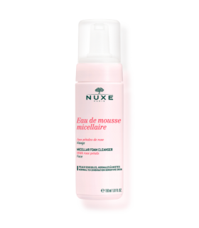 NUXE MOUSSE MICELAR 150ML