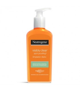 NEUTROGENA VISIBLY GEL LIMPIADOR 200ML