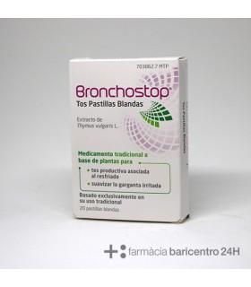 BRONCHOSTOP TOS 20 PASTILLAS