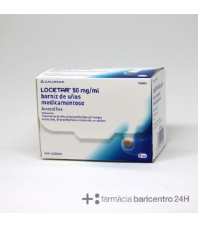 LOCETAR 50MG BARNIZ UÑAS 5 ML