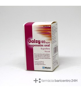 DALSY 40 MG-ML SUSP ORAL 30 ML