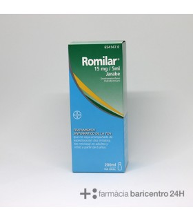 ROMILAR 3 MG-ML JARABE 200 ML