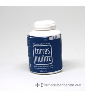BICARBONATO DE SOSA TORRES MUÑOZ POLVO ORAL 200