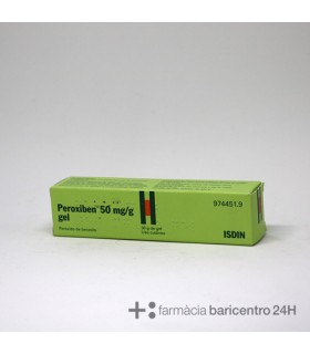 PEROXIBEN 50 MG-G GEL TOPICO 30 G