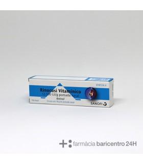 RINOCUSI VITAMINICO 12500 UI-G POMADA NASAL 10 G