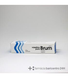 VASELINA BRUM 100p POMADA 60 G