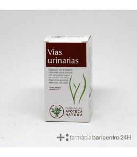 APOTECA NATURA VIAS URINARIAS 30 CAPSULAS