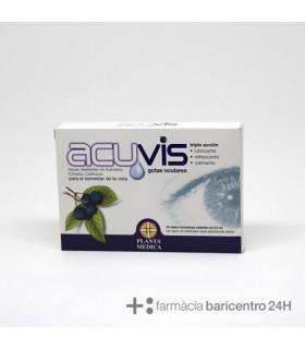 ACUVIS GOTAS OCULARES ACOBA MONODOSIS 0.5 ML