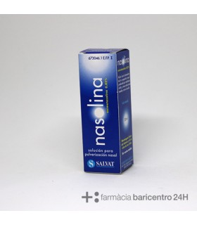 NASOLINA 0.5 MG-ML NEBULIZADOR NASAL 20 ML